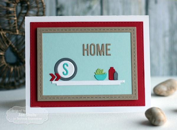 Home by Jen Shults