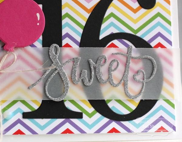 Sweet Sixteen by Jen Shults