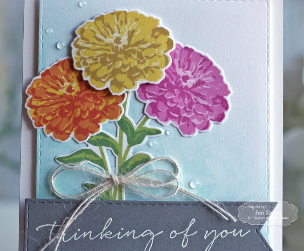 Thinking of You by Jen Shults