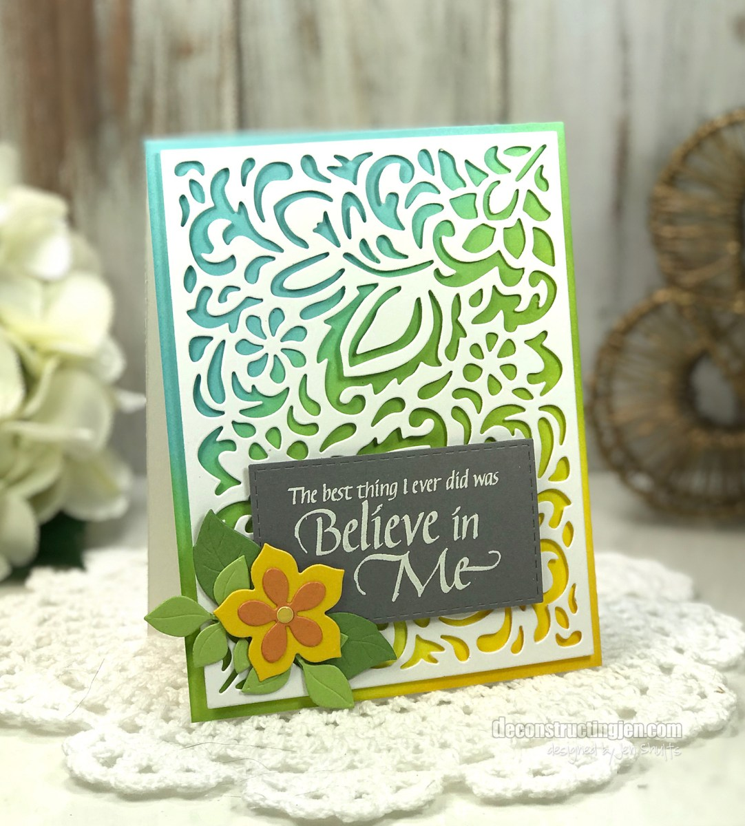 CardMaker & QuietFire Design Blog Hop