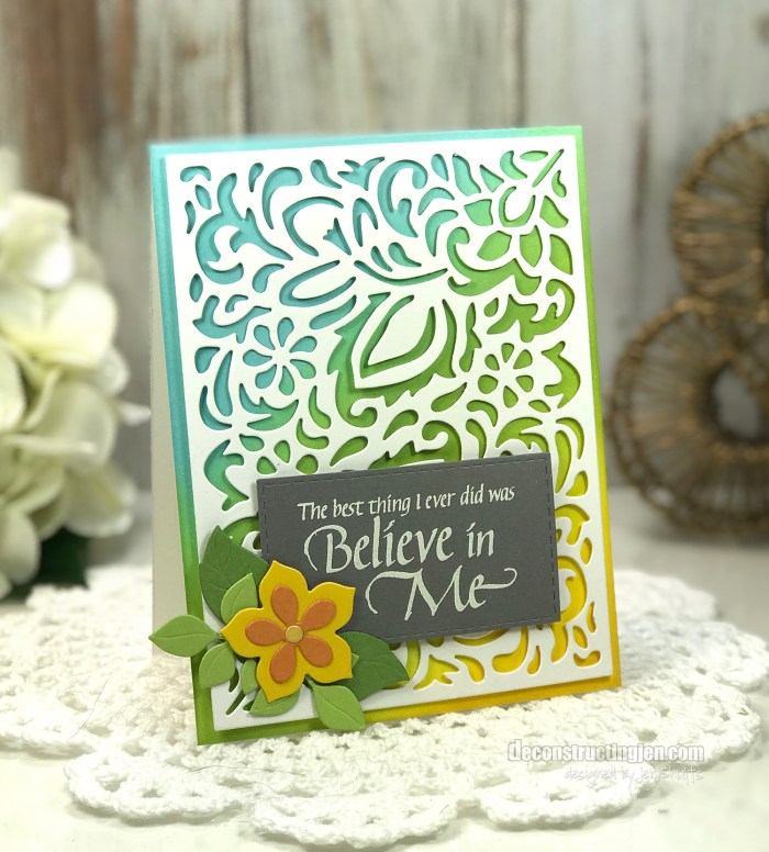 Believe in Me by Jen Shults