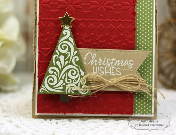 Christmas Wishes by Jen Shults