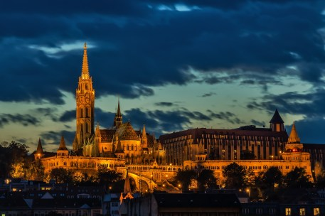 Matthias Church, Budapest, Hungary ... Credit --- Robert Balog, Budapest, Hungary ... The photo is taken from ... https://pixabay.com/en/budapest-church-architecture-495752/