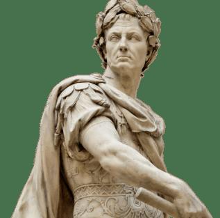 Julius Caesar. The photo is taken from ... https://www.kisspng.com/png-assassination-of-julius-caesar-roman-empire-ancien-4842890/download-png.html