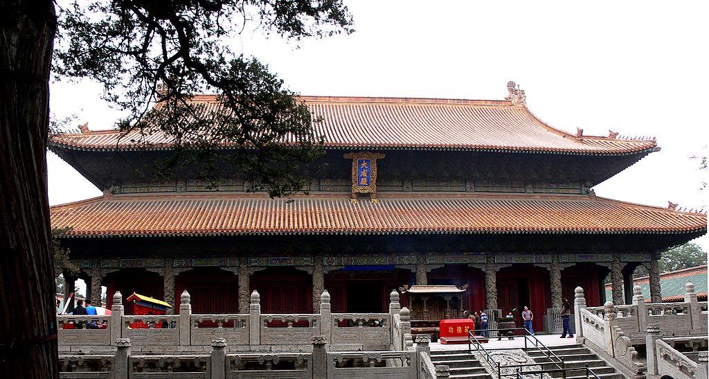Dacheng_Hall