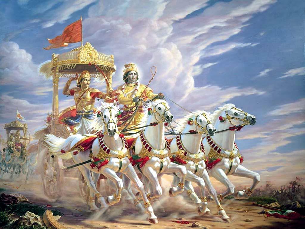 Arjuna_Krishna