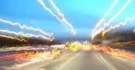car lights crop