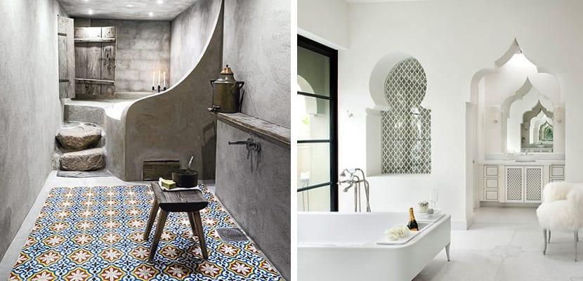 Baños En Estilo árabe