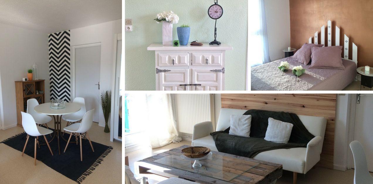 Rénovation d'un appartement à Valence Drôme 26
