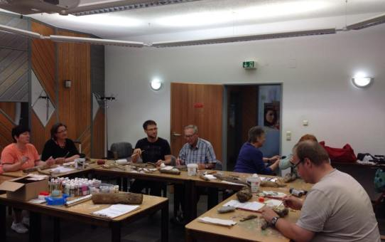 Fotos vom Kurs, 21.08.2015. Fachklinik Enzensberg