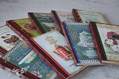 Meine neue Tagebücher