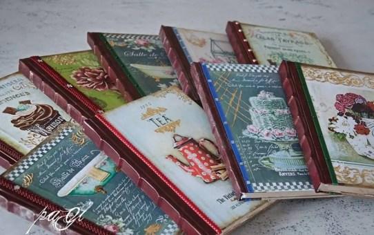 Meine neue Tagebücher I.