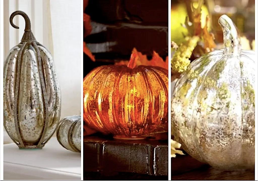 Mercury mirror tökök - őszi elegancia