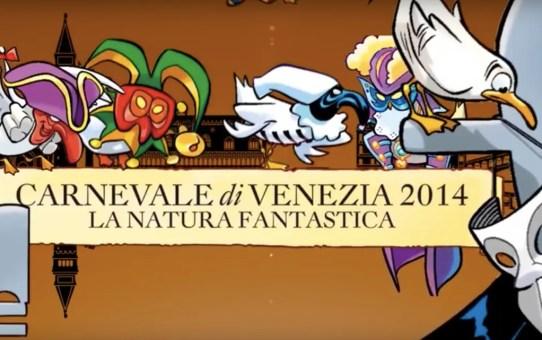 Carnevale di Venezia 2014 – Le maschere