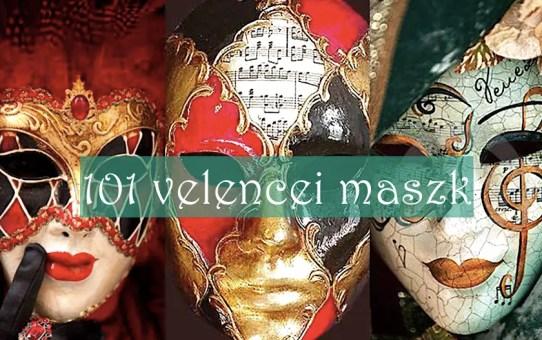 101 velencei maszk