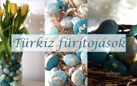 Türkiz fürjtojások - MiniMaLista 43