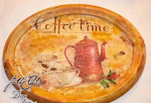 Coffee time, Küchenbild