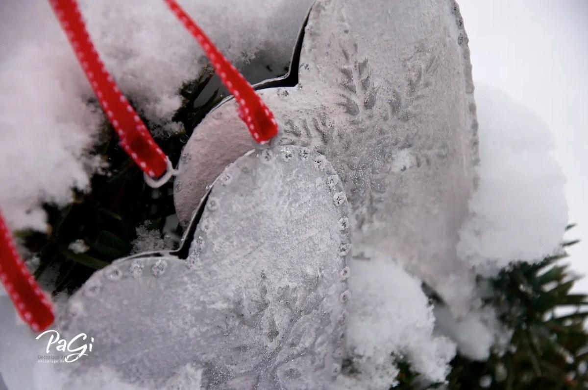 Karácsonyi beton szívek - MiniMaLista 35