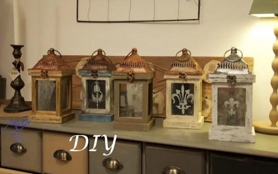 Mercury mirror lámpás - minden napra - DIY