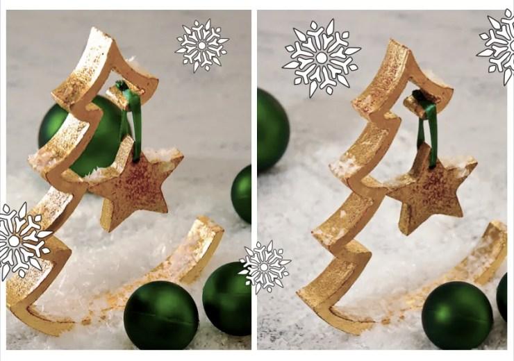 Antik kis karácsony, tuti tippek DIY