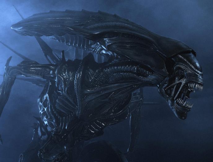Reine alien