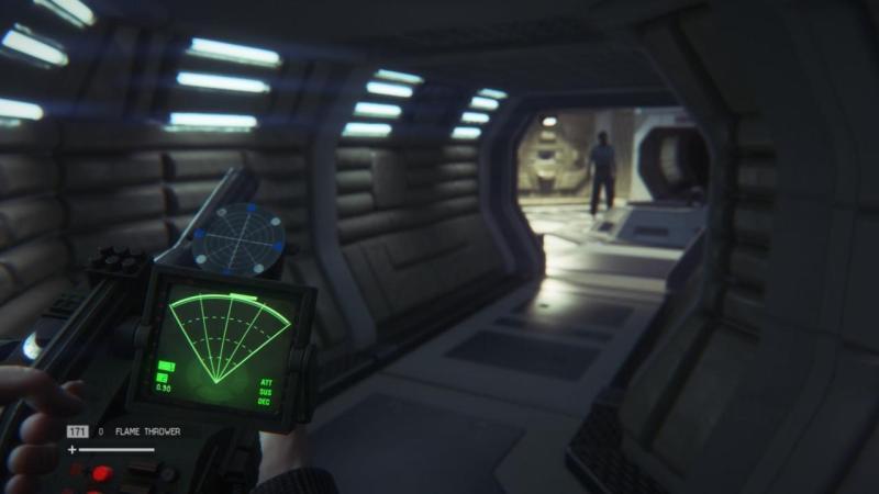 alien jeu vidéo