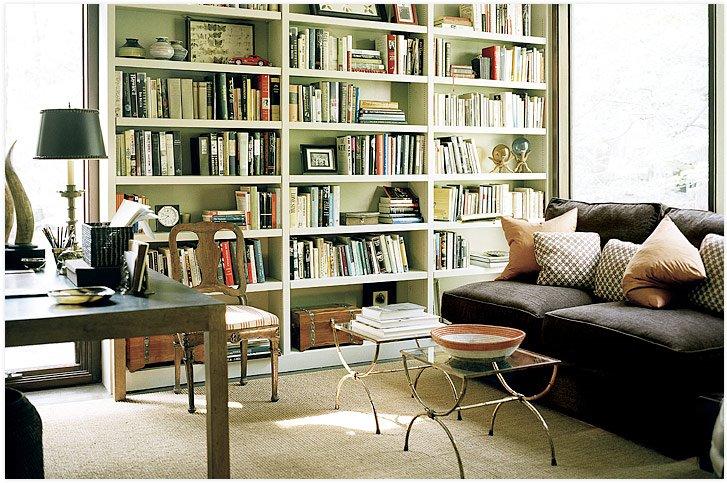 Using A Bookshelf To Enhance Your Living Room