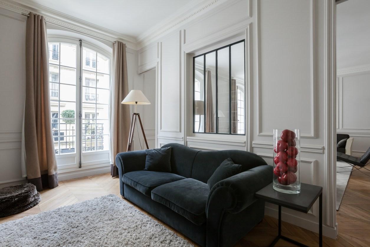 гостевая комната диван-кровать