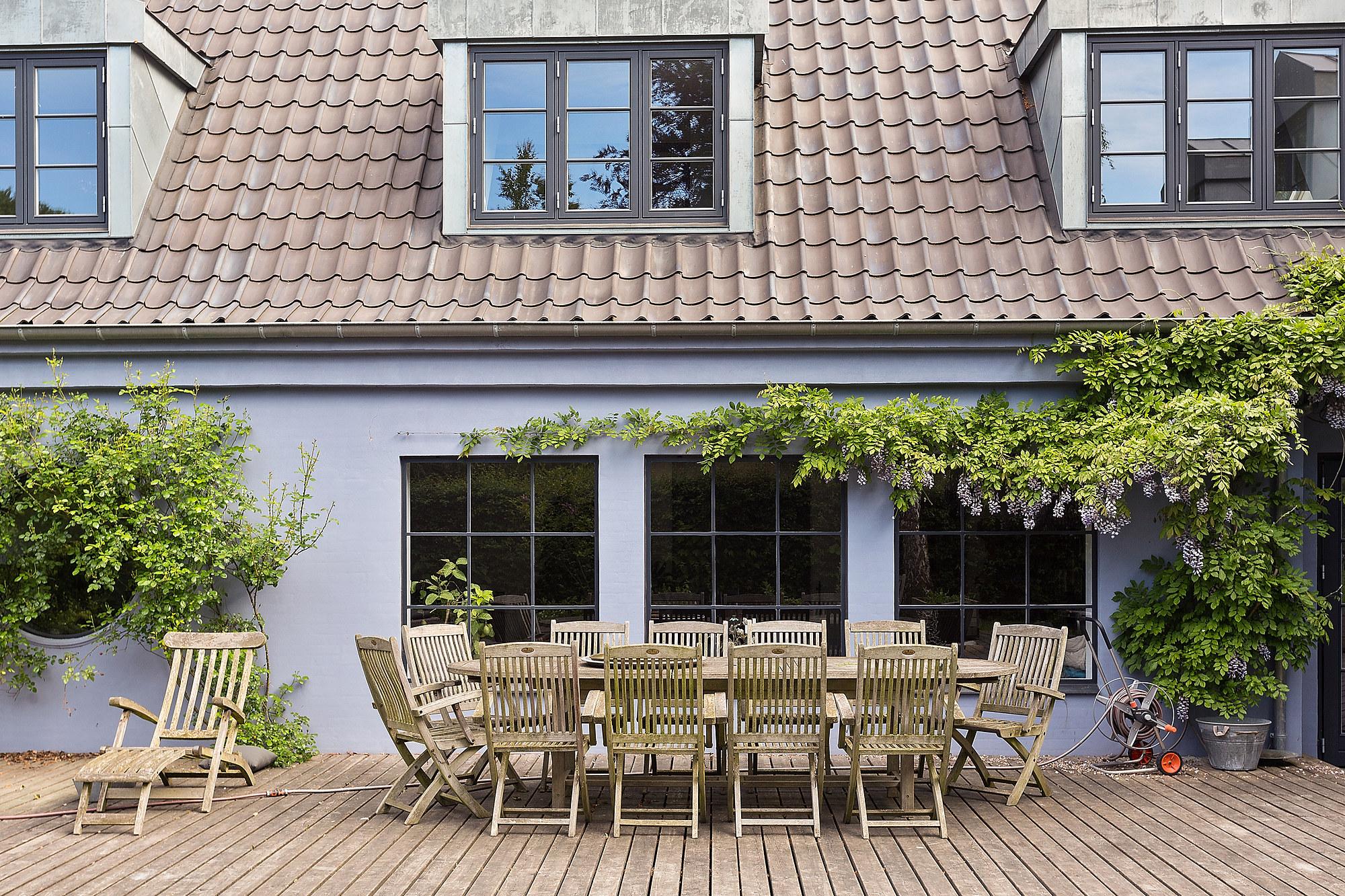 садовая мебель стол стулья