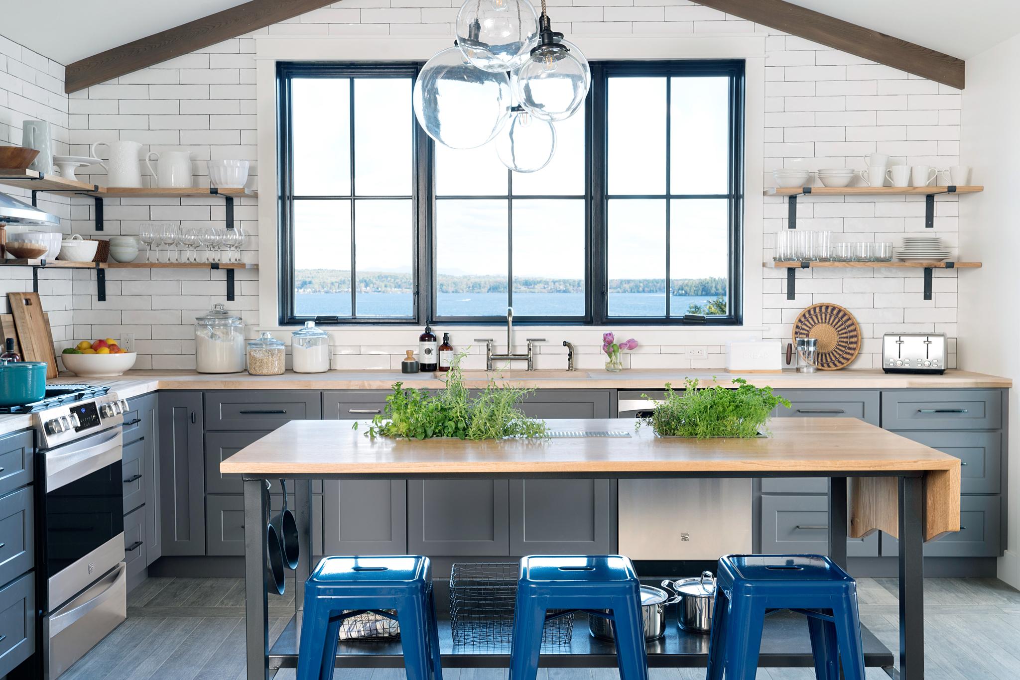 кухонный стол стулья tolix
