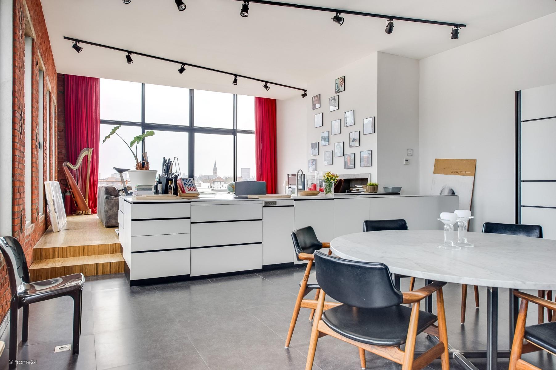 гостиная кухня кухонный остров