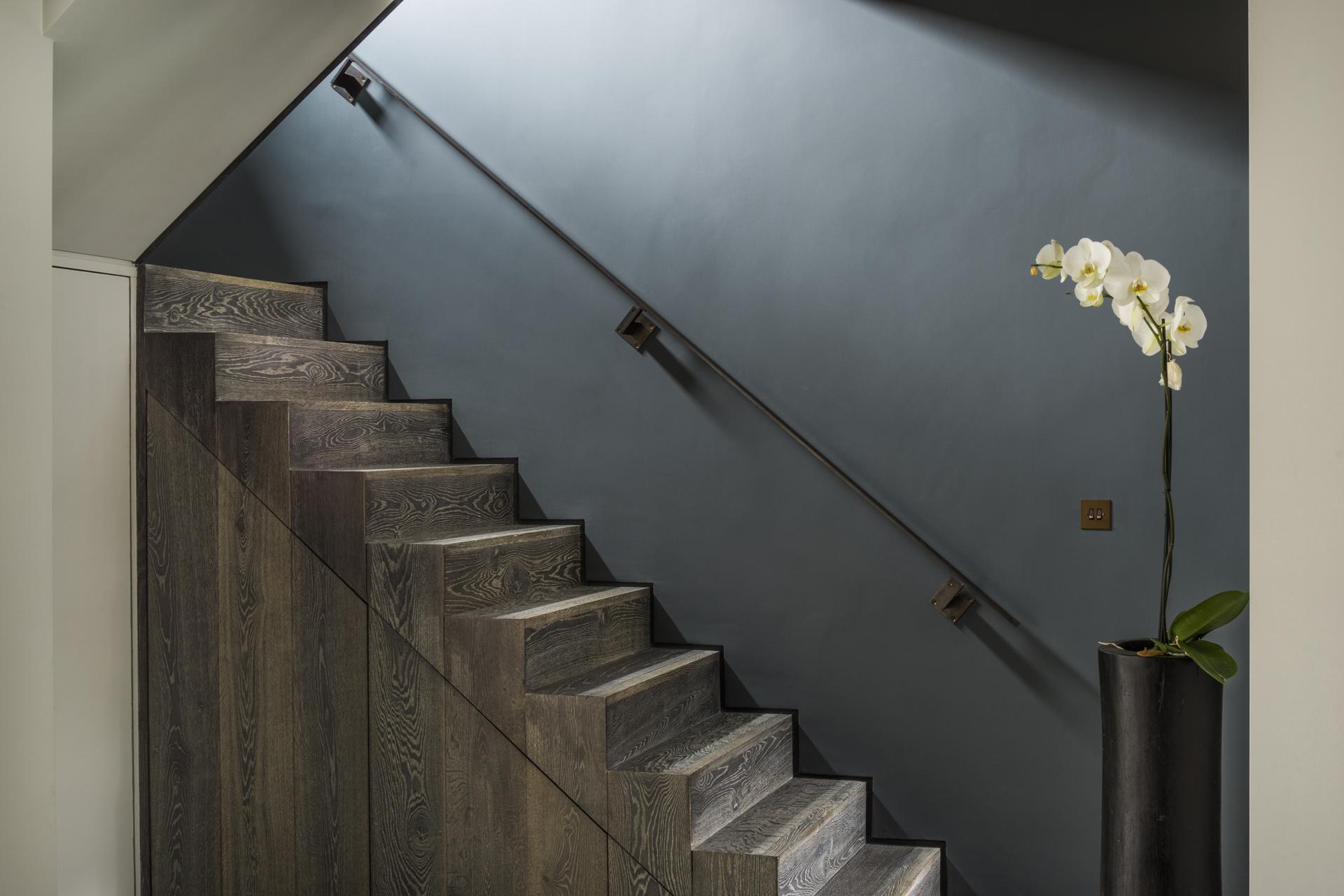 лестница перила