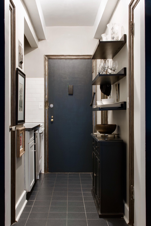 входная дверь коридор кухня