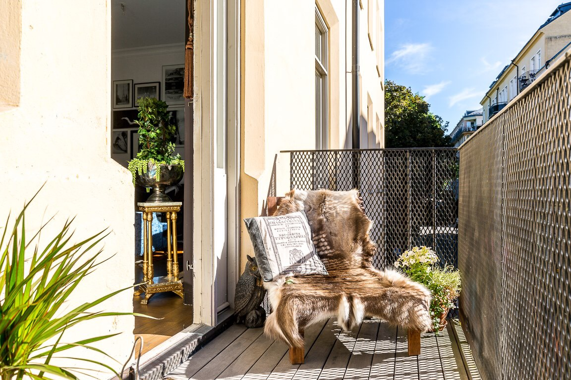 кресло балкон