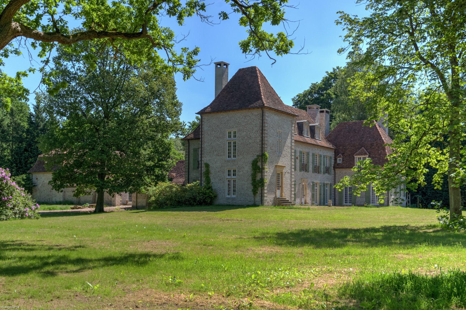 Бельгия замок