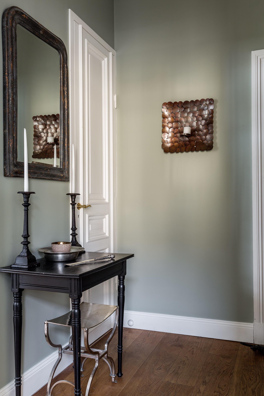 прихожая коридор консоль зеркало