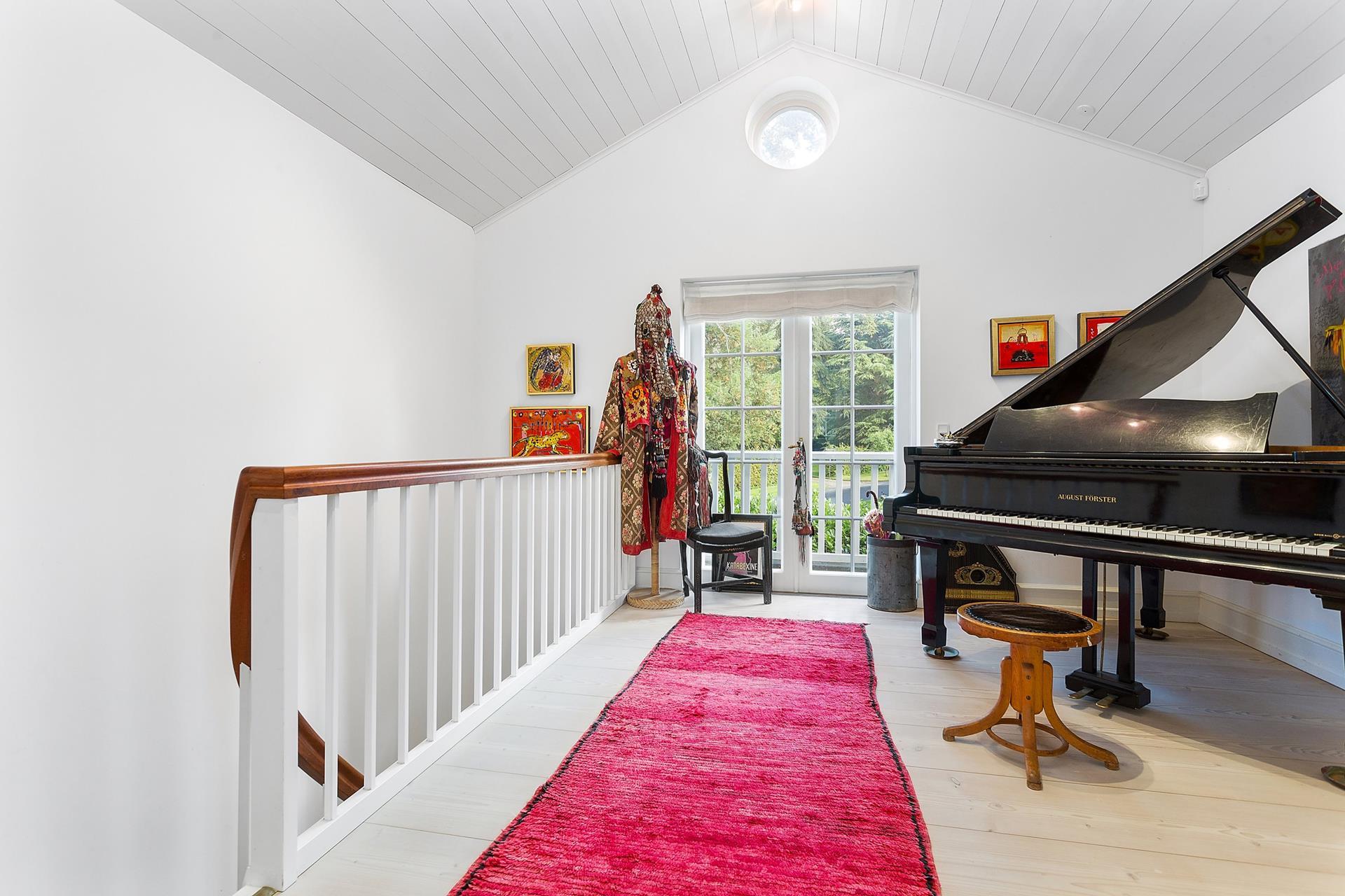 рояль балкон