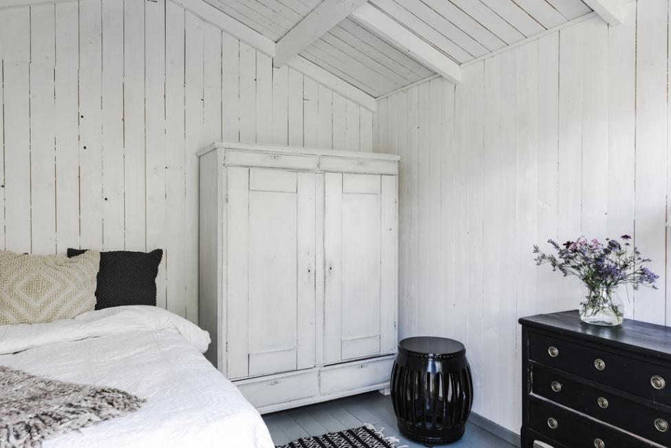 гостевой домик кровать шкаф комод