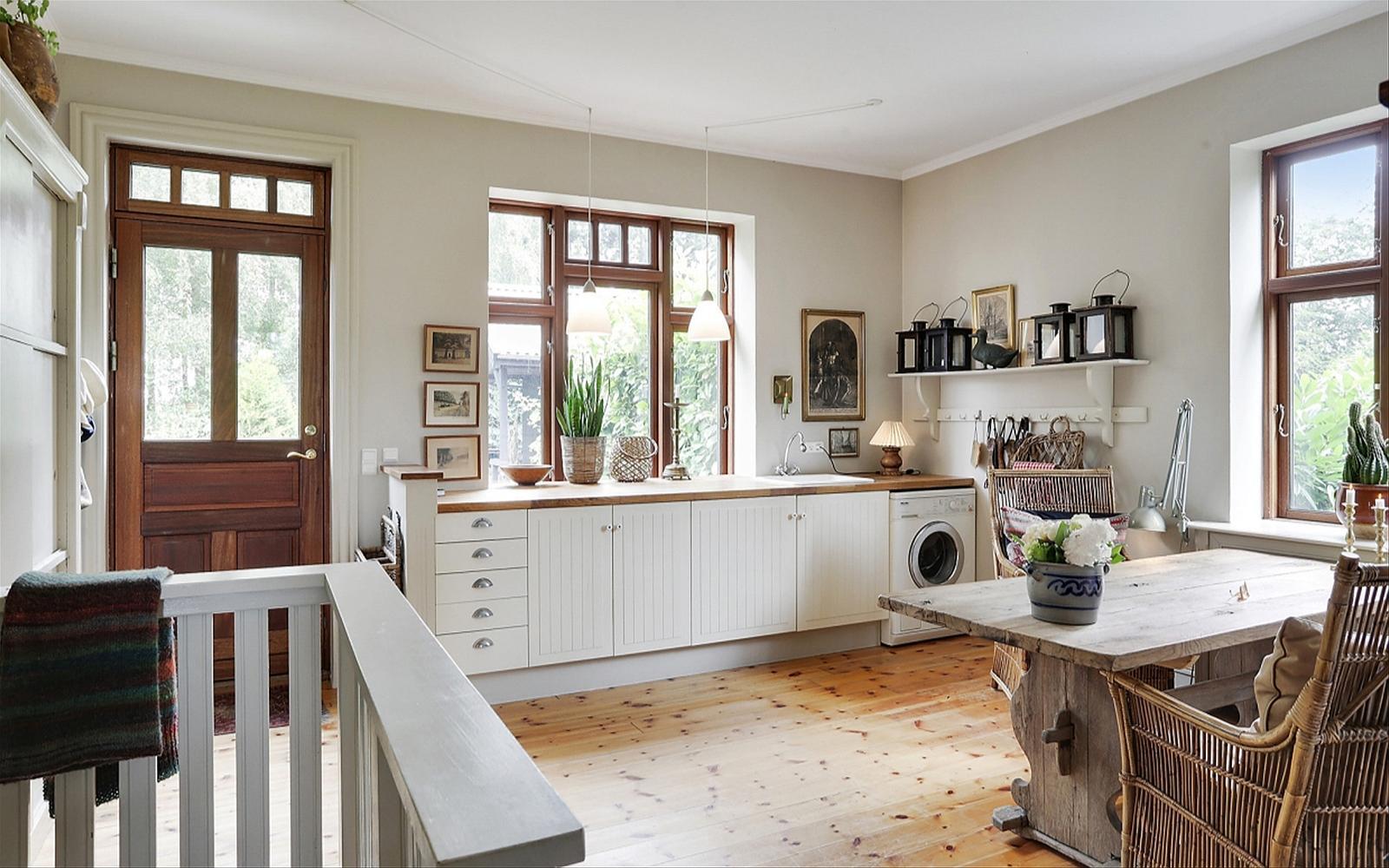 хозяйственная комната стиральная машина