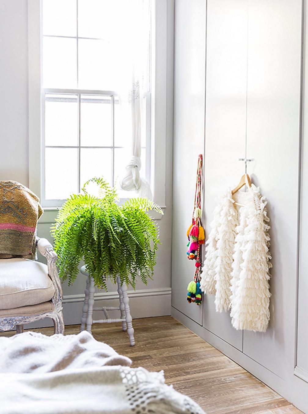 спальня встроенный шкаф