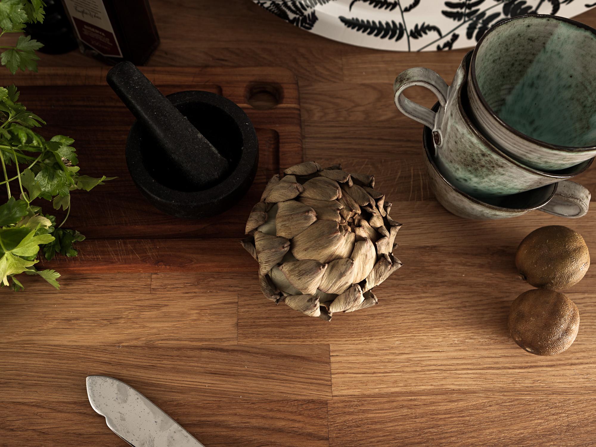 деревянная столешница