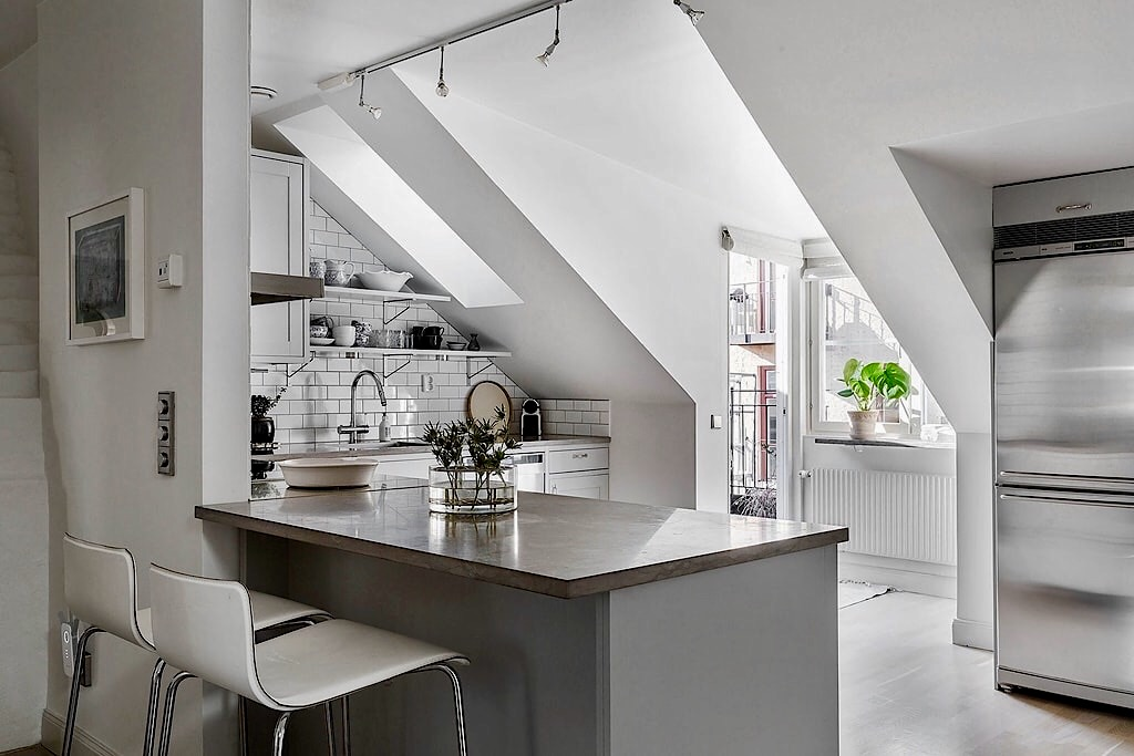 кухонная мебель барные стулья