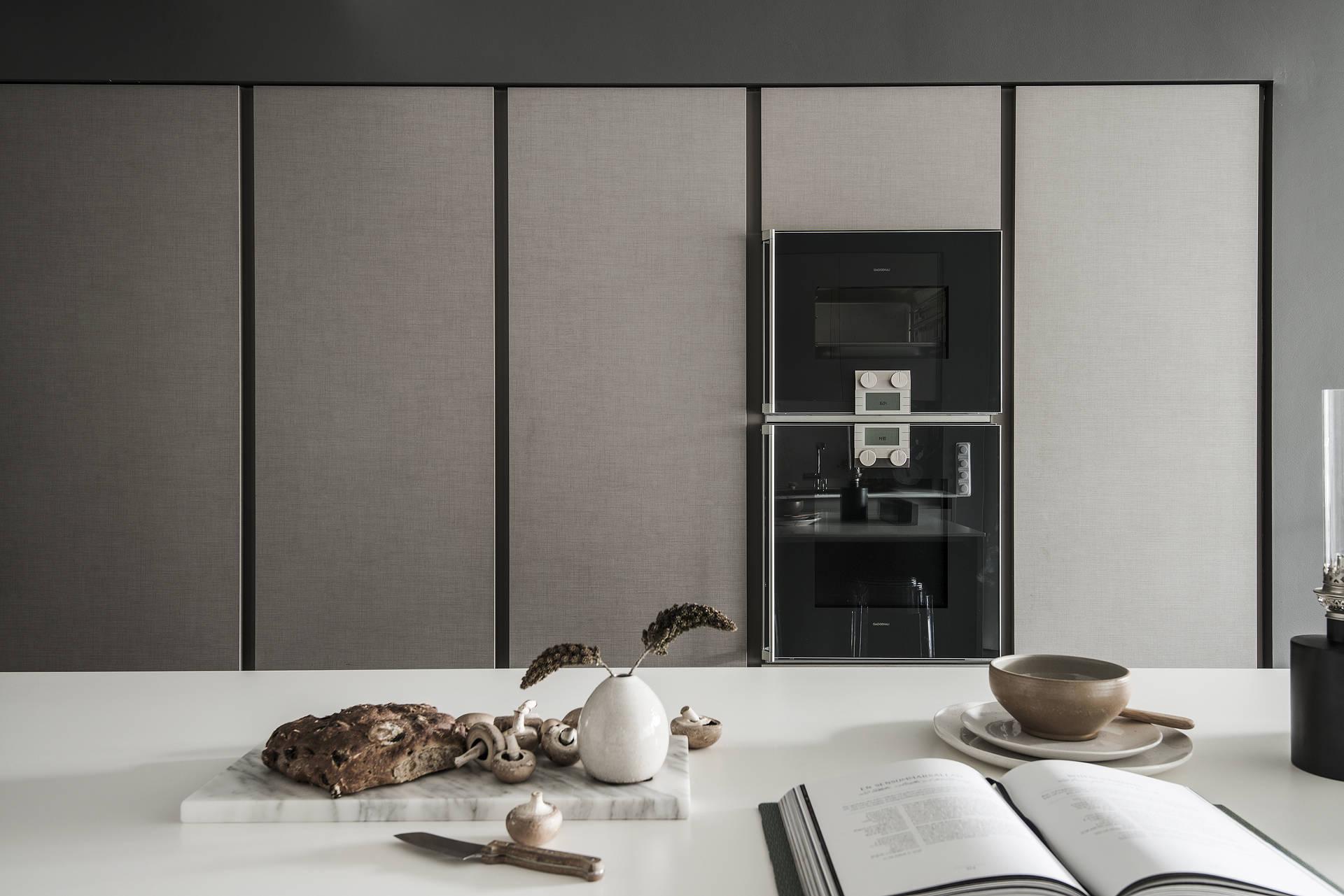 кухонная мебель встроенные шкафы Gaggenau встроенная техника