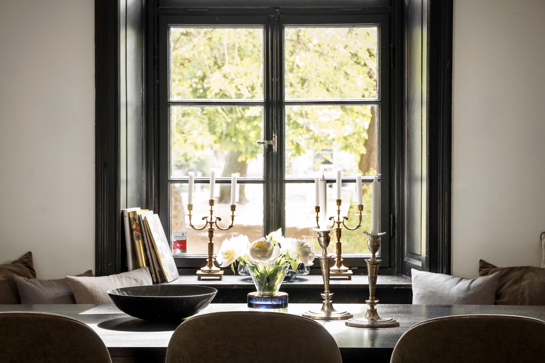 окно столовая