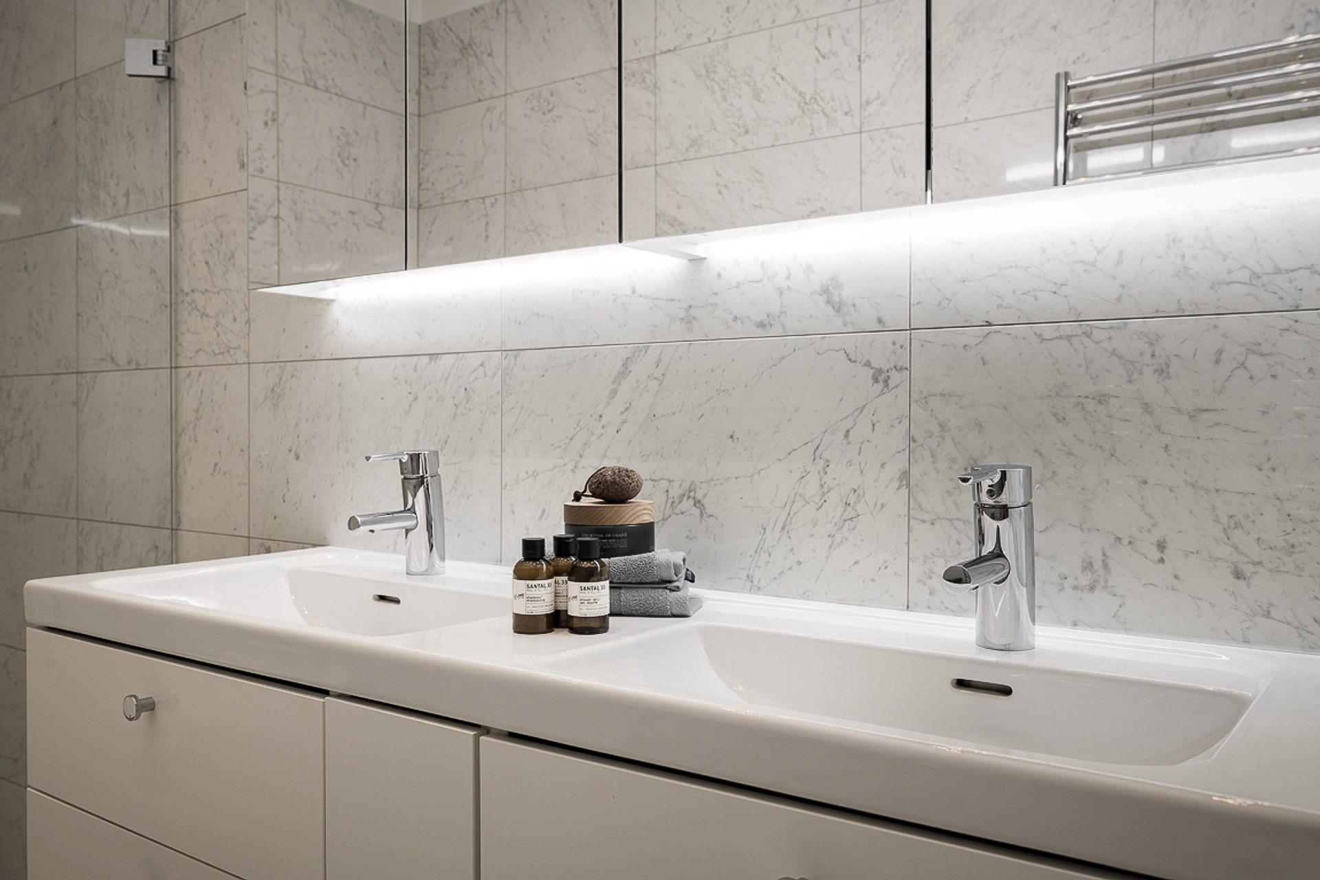 ванная комната раковина