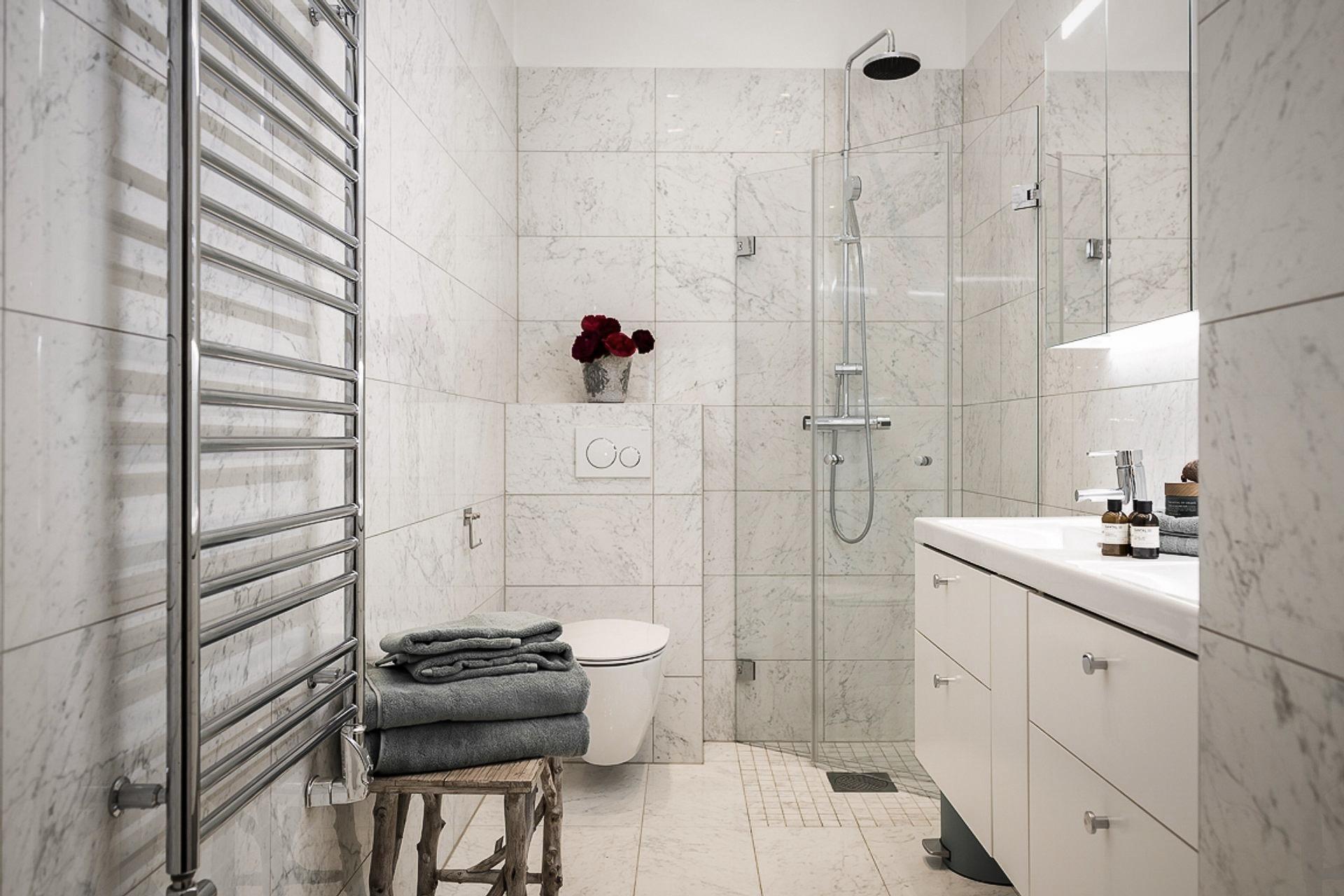 санузел душ