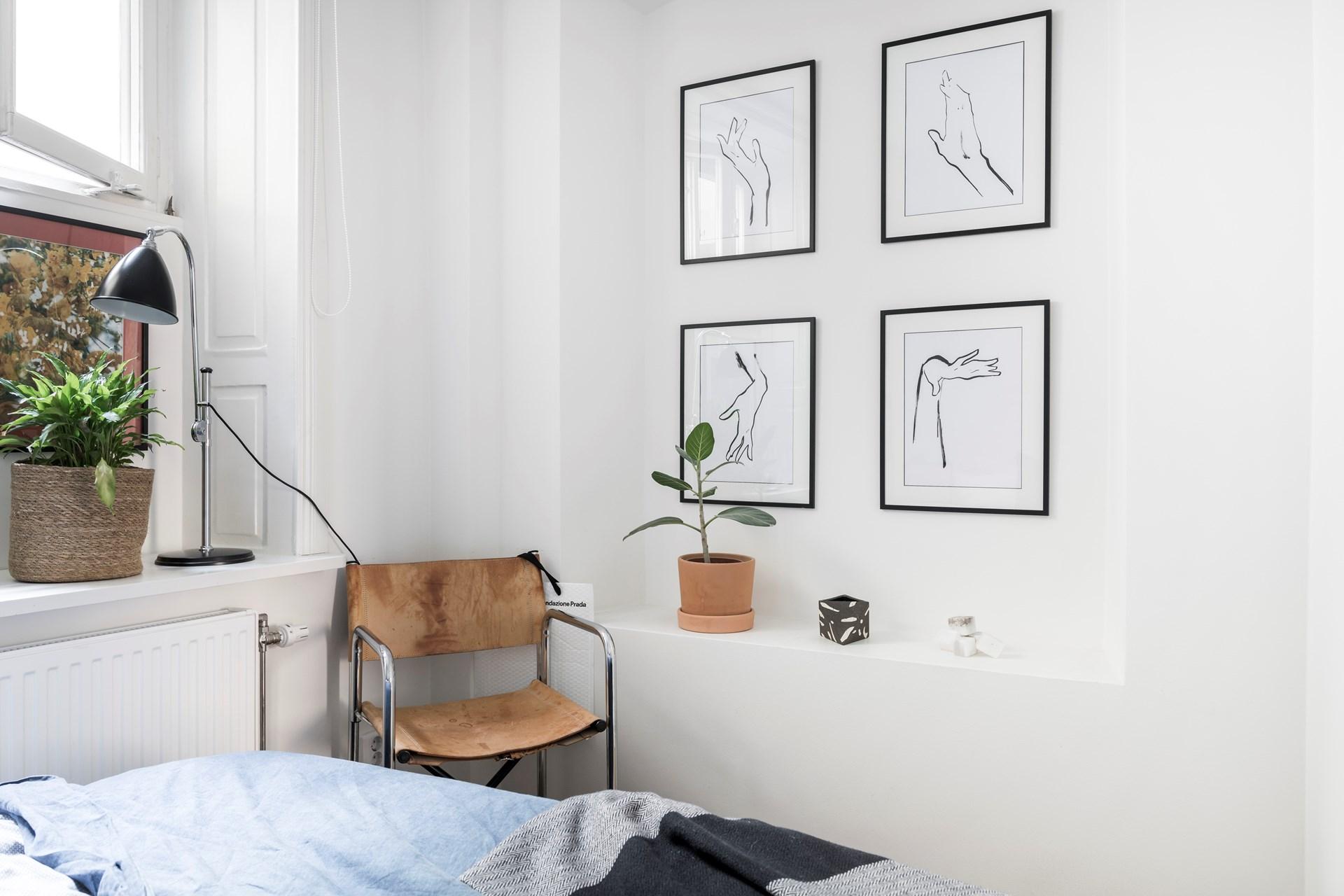 спальня стул