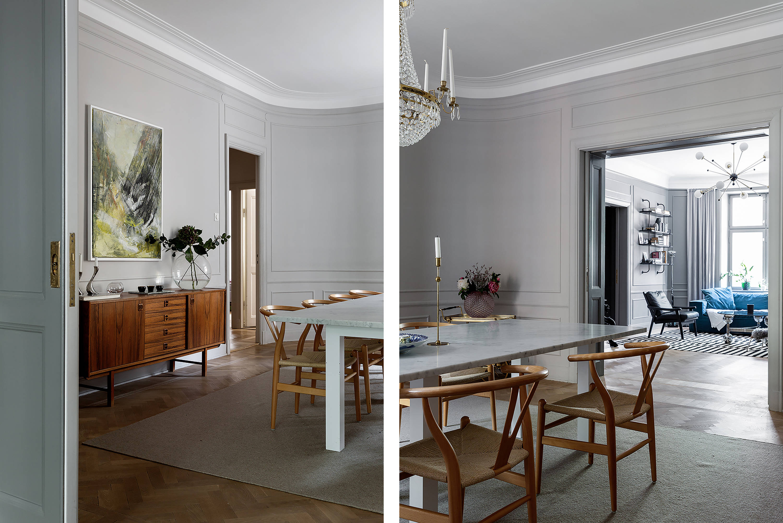 столовая стол стулья