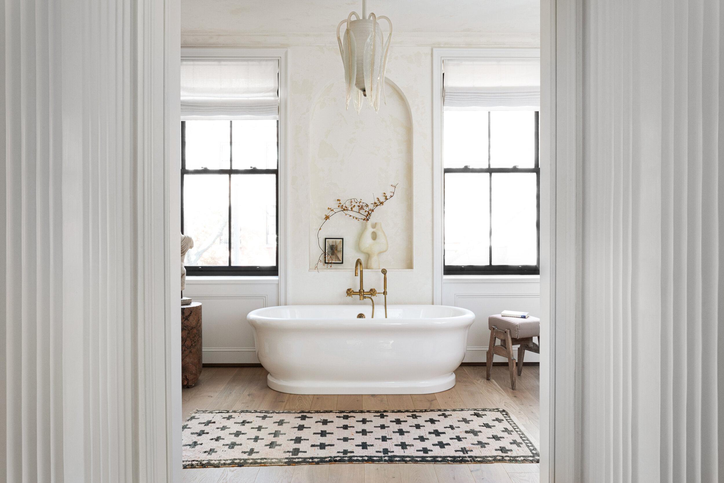 ванная комната окно