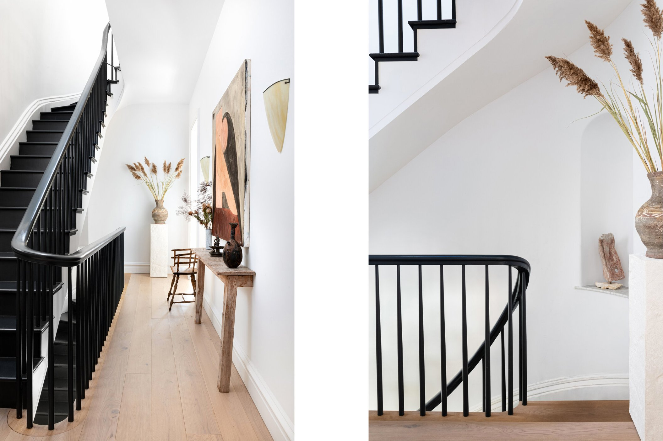 лестница консоль